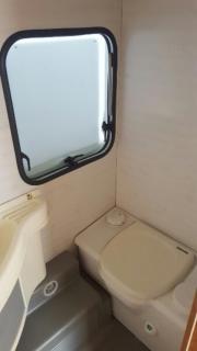 Bürstner 460i Wohnwagen