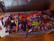 ca 250 Musikzeitschriften (