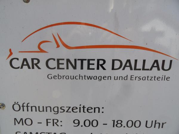 CAR CENTER DALLAU Auto Teile und Reifen in 74834 Elztal Dallau ...