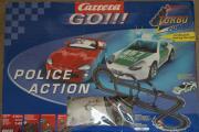 Carrera Bahn Go Police Action