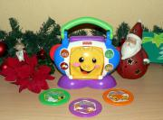 CD-Spieler von Fisher-Price
