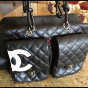 Chanel reporter bag