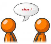Chat Agenten, Chat