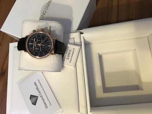 CHRONO DIAMAND Armbanduhr » Uhren