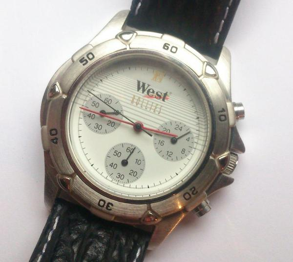 Chronograph WEST Rollies Limited Edition