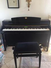 clavinova clp musik equipment gebraucht kaufen. Black Bedroom Furniture Sets. Home Design Ideas