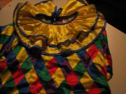 Clowns-Kostüm Oberteil