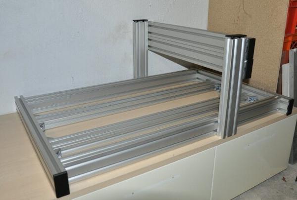 cnc grundgestell fr se fr smaschine 3d eigenbau in achern. Black Bedroom Furniture Sets. Home Design Ideas