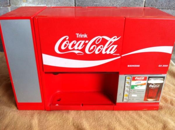 Coca Cola Getränkeautomat » Alles Mögliche