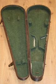 Cooler antiker Geigenkasten