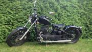 Custom Chopper-480km