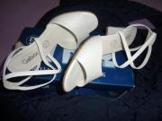 Da Schuhe-Sandalette Gabor NEU elegant