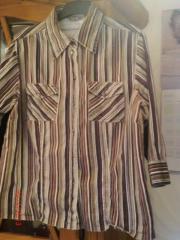 Damen-Feincord-Bluse Gr 42 44 von