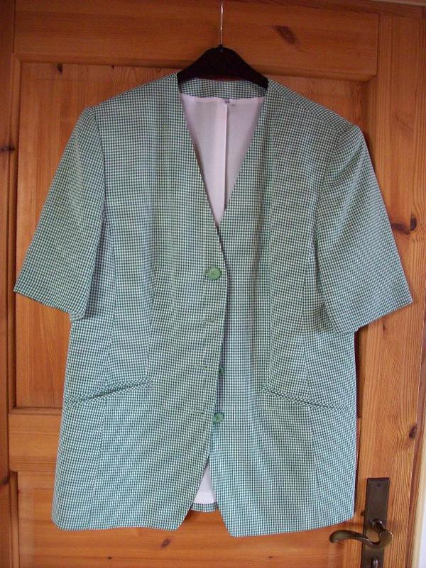 Damenjacke Damenbluse Jacke Bluse Gr