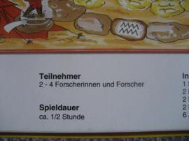 Bild 4 - Das Geheimnis der Pyramide Brettspiel - Birkenheide Feuerberg