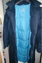 Daunen Winter Mantel Marke ALBA