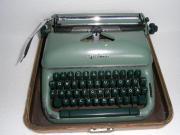 DDR Reiseschreibmaschine