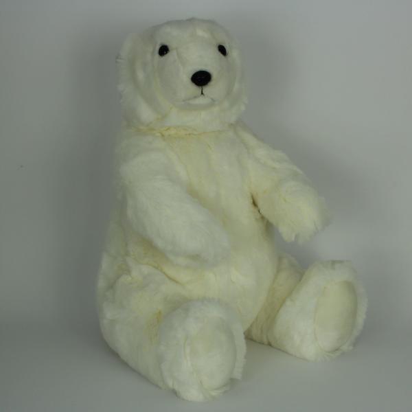 Stofftiere Stofftier Eisbär weiß NEU