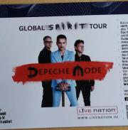 Depeche Mode Eintrittskarten