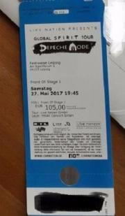 Depeche Mode - Leipzig,
