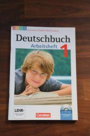 Deutschbuch Arbeitsheft, Gymnasium