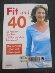 Diät- und Fitness-Buch Fit und