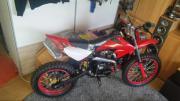 Dirtbike 125 ccm