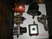 Diverse Hydraulikpumpen preisgünstig