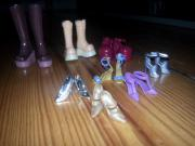 Diverses Barbie-Spielzeug