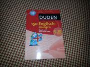 Duden - 150 Englischübungen 5 bis