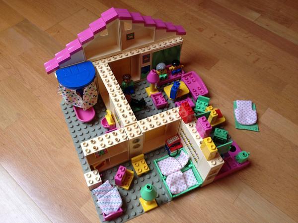 Spielzeug: Lego, Playmobil - Duplo Puppenhaus 2794