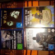 DVD ironglad und around the