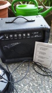E-Gitarre +Verstärker