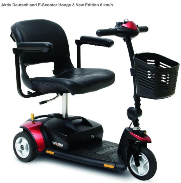 e scooter hooge 3 new edition in karlsruhe medizinische. Black Bedroom Furniture Sets. Home Design Ideas