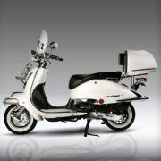 EasyCruiser Chromedition 125