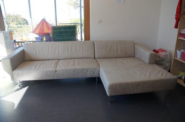 echt leder ecksofa sehr guter zustand in bregenz polster sessel couch kaufen und verkaufen. Black Bedroom Furniture Sets. Home Design Ideas