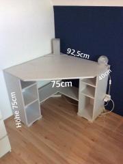 Eckschreibtisch ikea  Ikea Eckschreibtisch | gispatcher.com