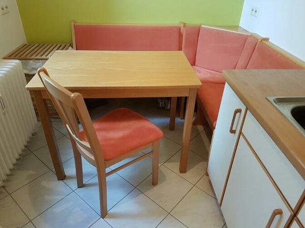 sitzbank st hlen neu und gebraucht kaufen bei. Black Bedroom Furniture Sets. Home Design Ideas