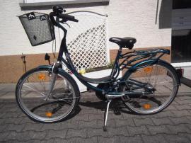 Damen-Fahrräder - Ein Damenrad zum verlieben
