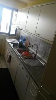 Einbauküche weiss 3,