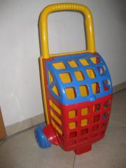 Einkaufstrolly für Kinder