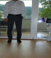 Elegante, sportliche Hose