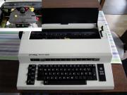 Elektrische Typenrad-Schreibmaschine
