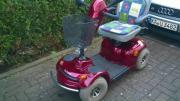 Elektromobil elektrischer Roller
