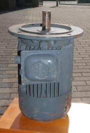Elektromotor von der Firma Loher