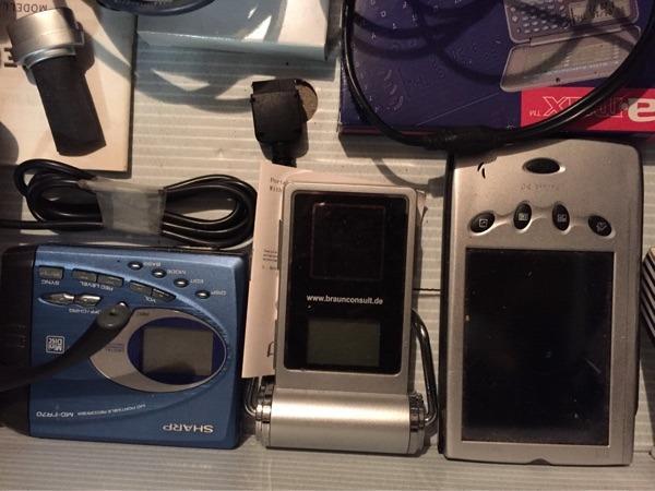 Elektronik gemischt 1 Kiste an