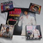 Elvis Vinyl CD s