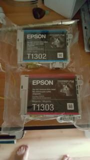 EPSON-Druckerpatrone