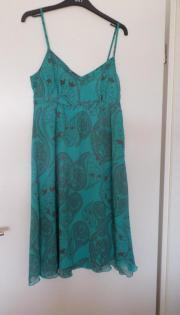 Esprit Sommerkleid Größe 36 grünlich
