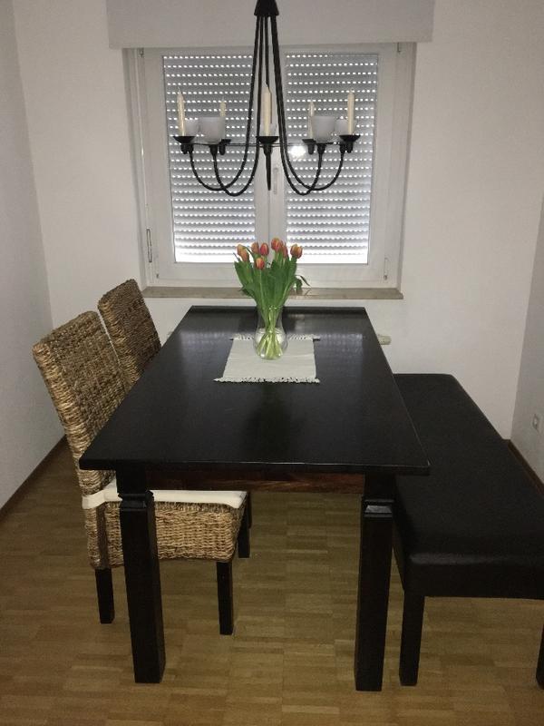 holz sitzb nke neu und gebraucht kaufen bei. Black Bedroom Furniture Sets. Home Design Ideas